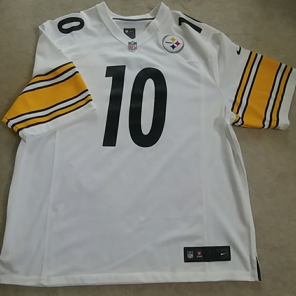 Nike Pittsburgh Steelers 10 Jersey  6a00cd2bb